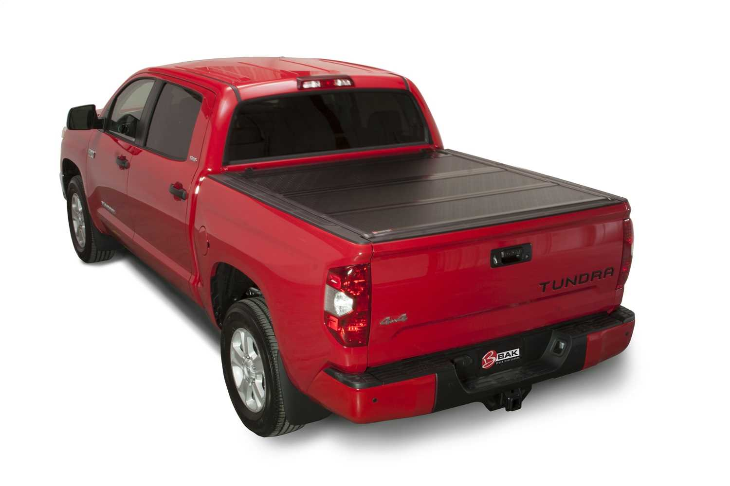 1126411 Bak Industries BAKFlip FiberMax Hard Folding Truck Bed Cover